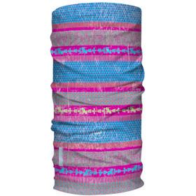 HAD Microfibre 2.0 Halsbedekking roze/blauw